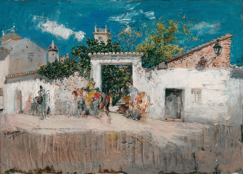A la fiesta en mi calle, 1890