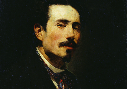 Autorretrato -1871-