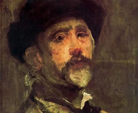 Autorretrato -1901- (Detalle)