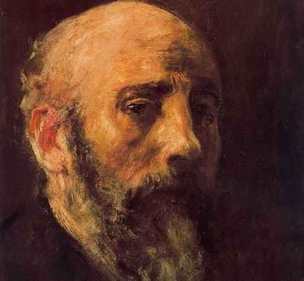 Autorretrato -1905- (Detalle)
