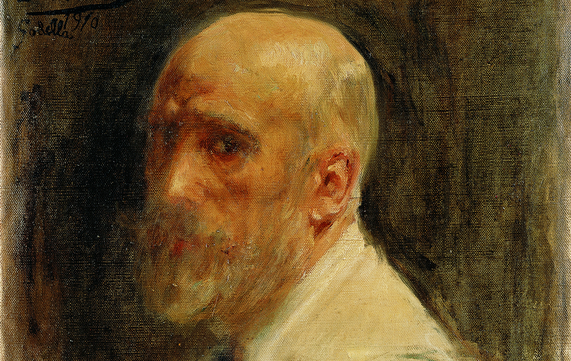 Autorretrato -1910-