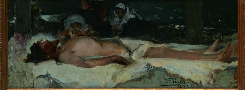 Cristo yacente 1