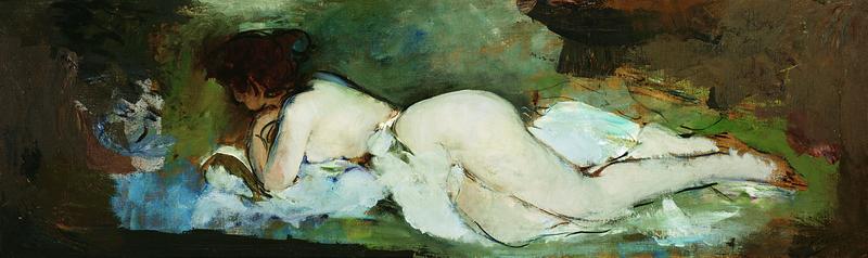 Desnudo -1895-
