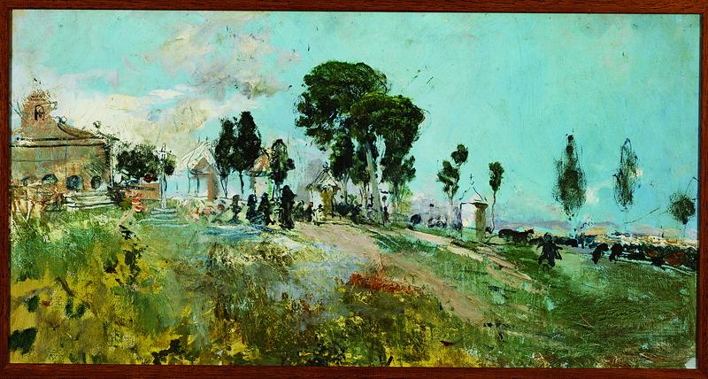 Ermita de Godella -1883-