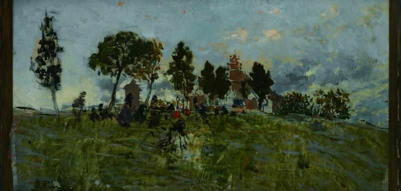 Ermita de Godella -1900- 1