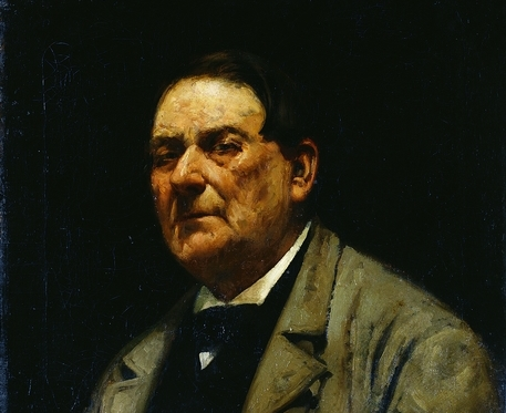 José Martínez el Carpesano (1871) -detall-
