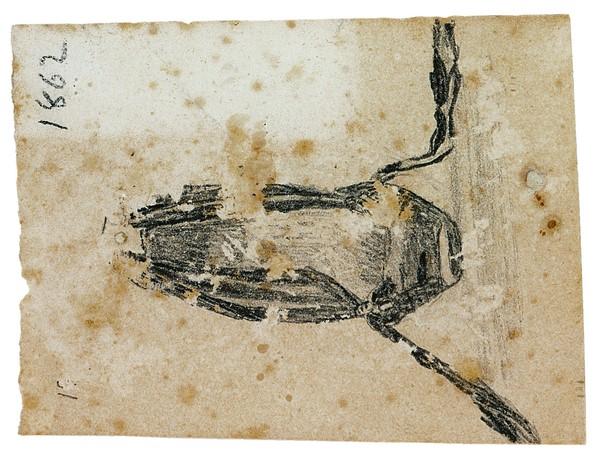Mis primeros dibujos, 1862 -3-