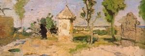 Paisaje de Godella -1912-