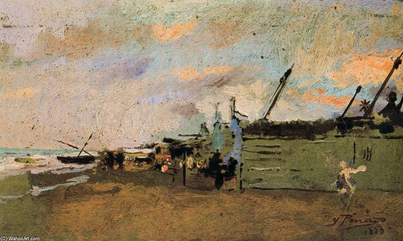 Playa -1883-