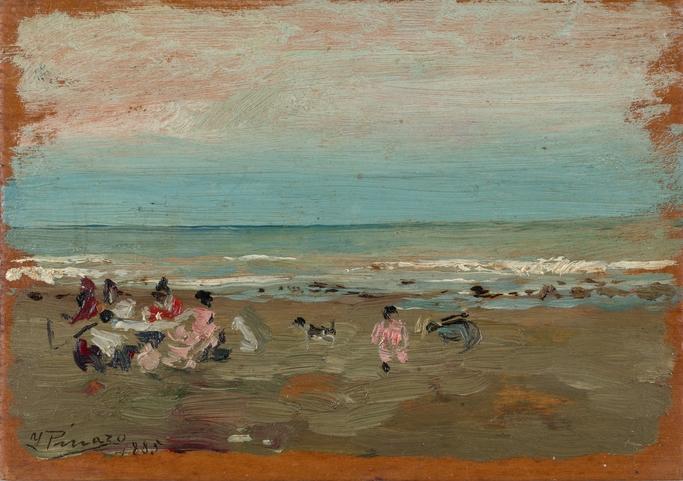 Playa, 1885