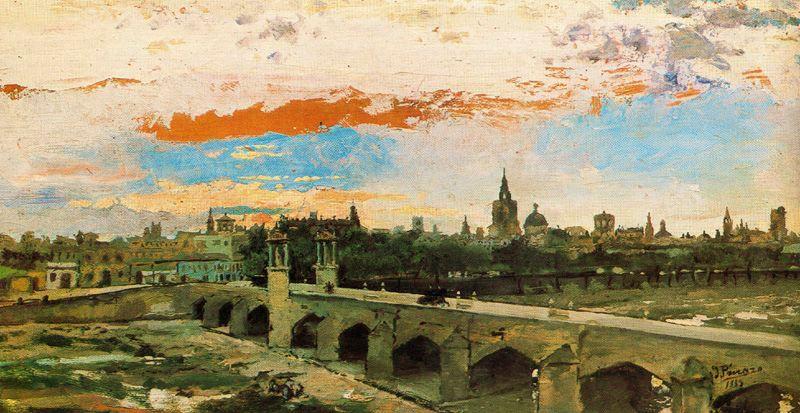 Valencia Puente del Real -1883-