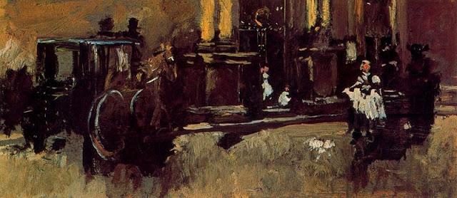 coche de caballos -1903-