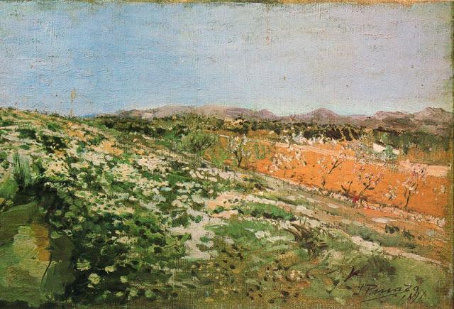 paisaje -1891-