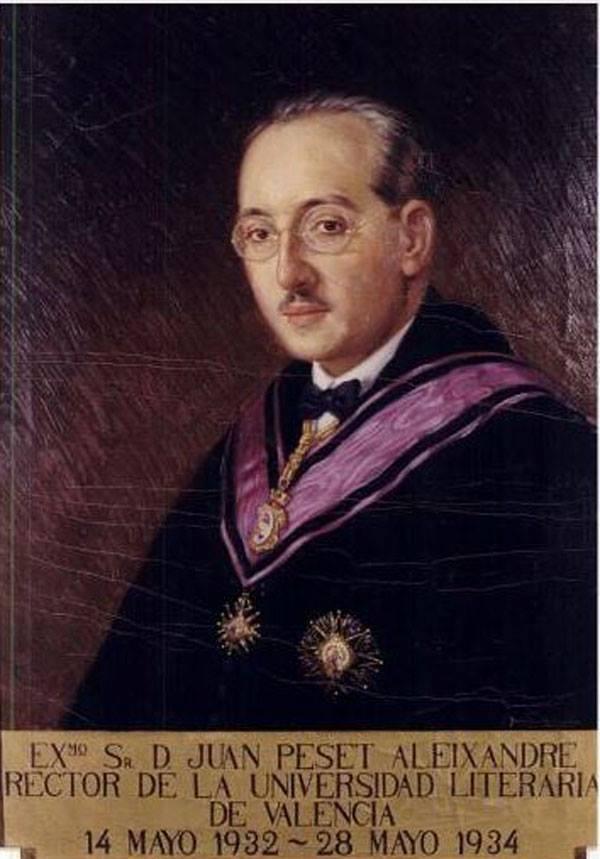 peset rector