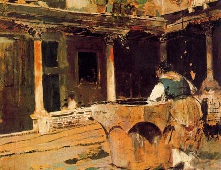 rincón veneciano (detalle)