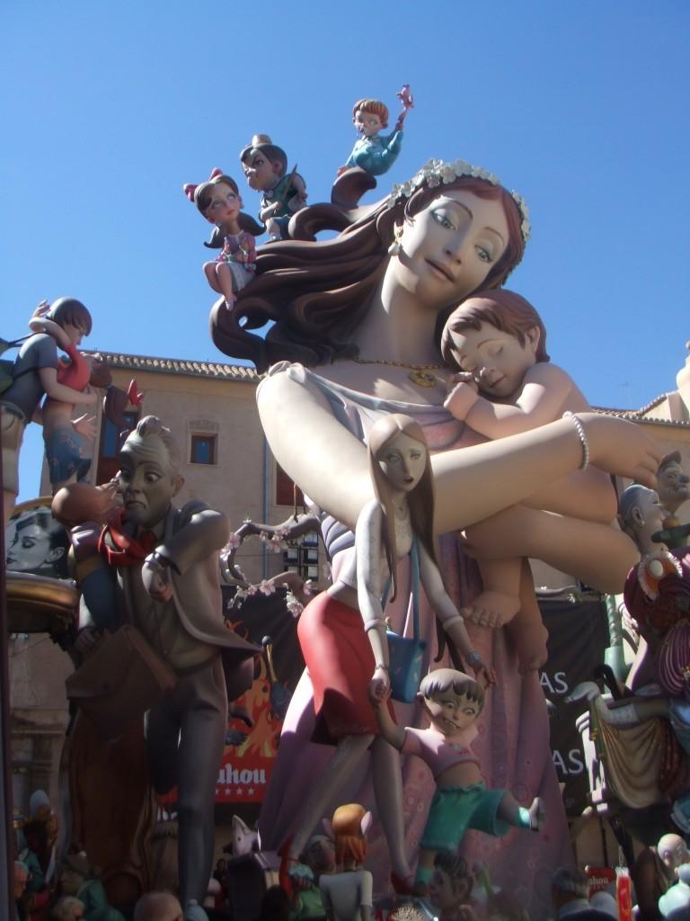 Falla del Pilar any 2011