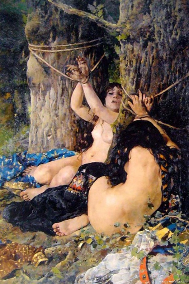 Las hijas del Cid -1879-