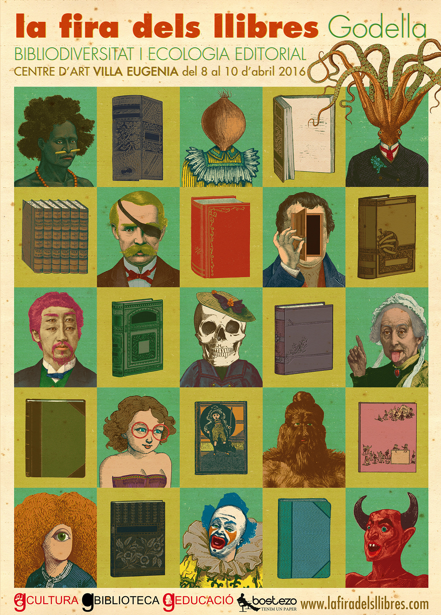 cartell Fira llibre