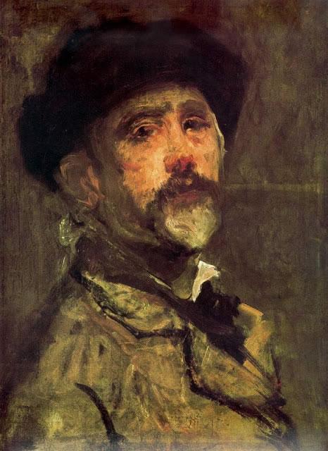 Autorretrato -1901-