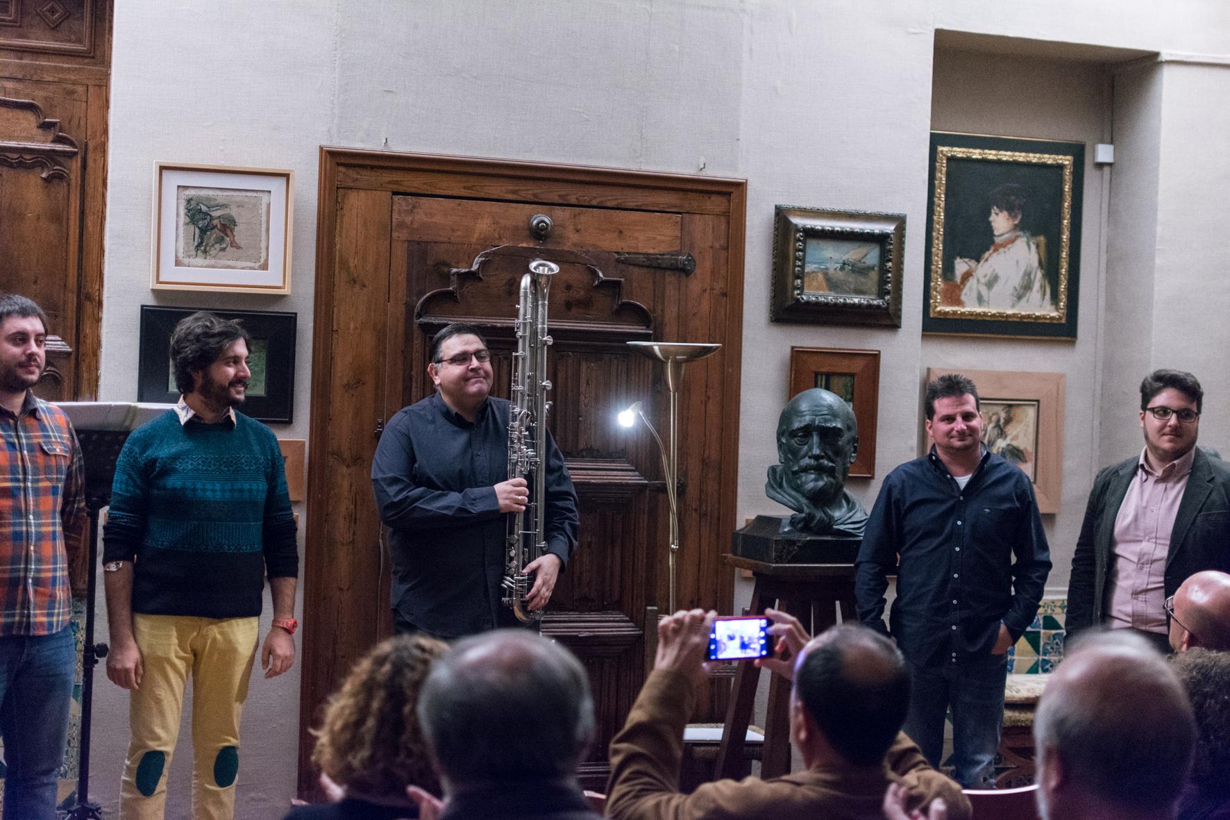 2231 - Pinazo en música, Analogies sonores, Casa Museu Pinazo (23)